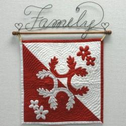 キルトハンガー ファミリー
