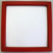 パッチワーク・キルトフレーム 20cm赤