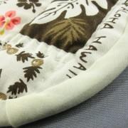 ハワイアン柄布コースター2